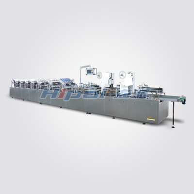 HP-500C multi-function intelligent packaging machine (card)