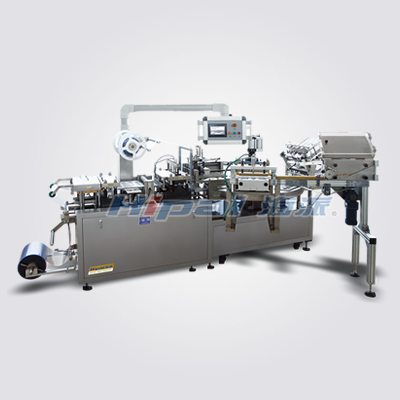 HP-350 Rotary Paper Card Sealing and Packaging Machine